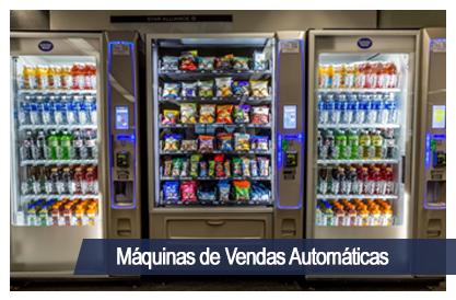 Máquinas de Vendas Automáticas